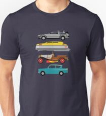 The Car's The Star: Flying Cars Unisex T-Shirt