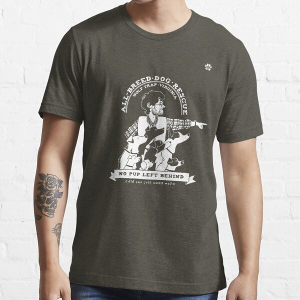 Will Graham's All-Breed Dog Rescue  Essential T-Shirt