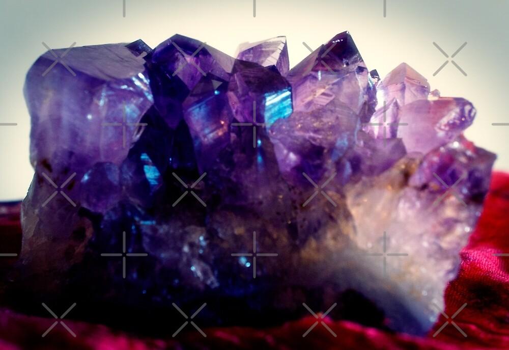 Amethyst Cluster by LozMac