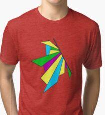 Bright Shatterwing Tri-blend T-Shirt