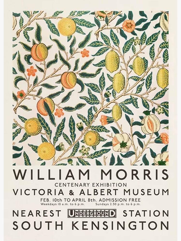 William Morris Art Exhibition by cati-eoby