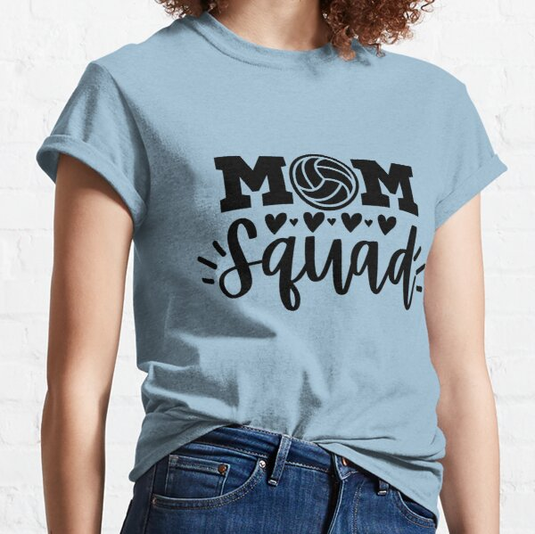 Cool volleyball mom Premium Tee-Standard Women/'s Standard T-shirt femme