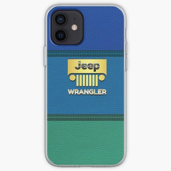 Jeep Wrangler iPhone Soft Case