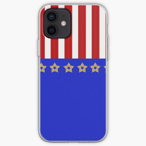 United State Of America iPhone Soft Case