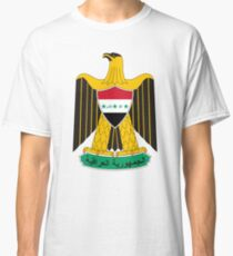 Republic Of Iraq (2004-2008)  Classic T-Shirt