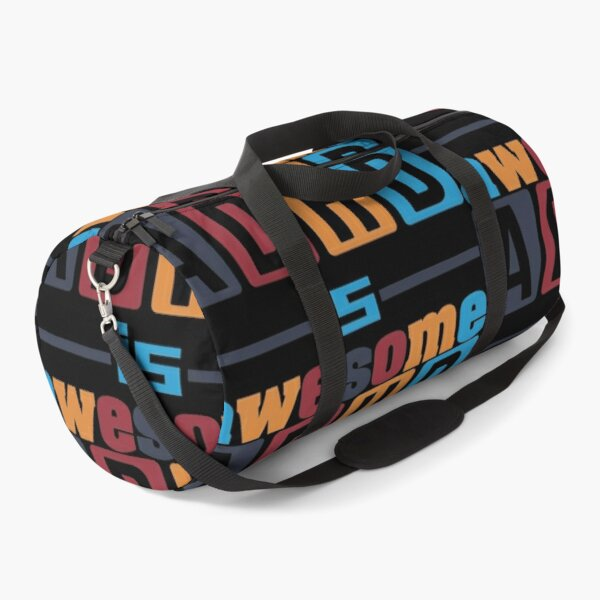 Adhd is awesome Duffle Bag