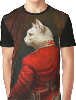 The Hermitage Court Chamber Herald Cat Edited version Graphic T-Shirt