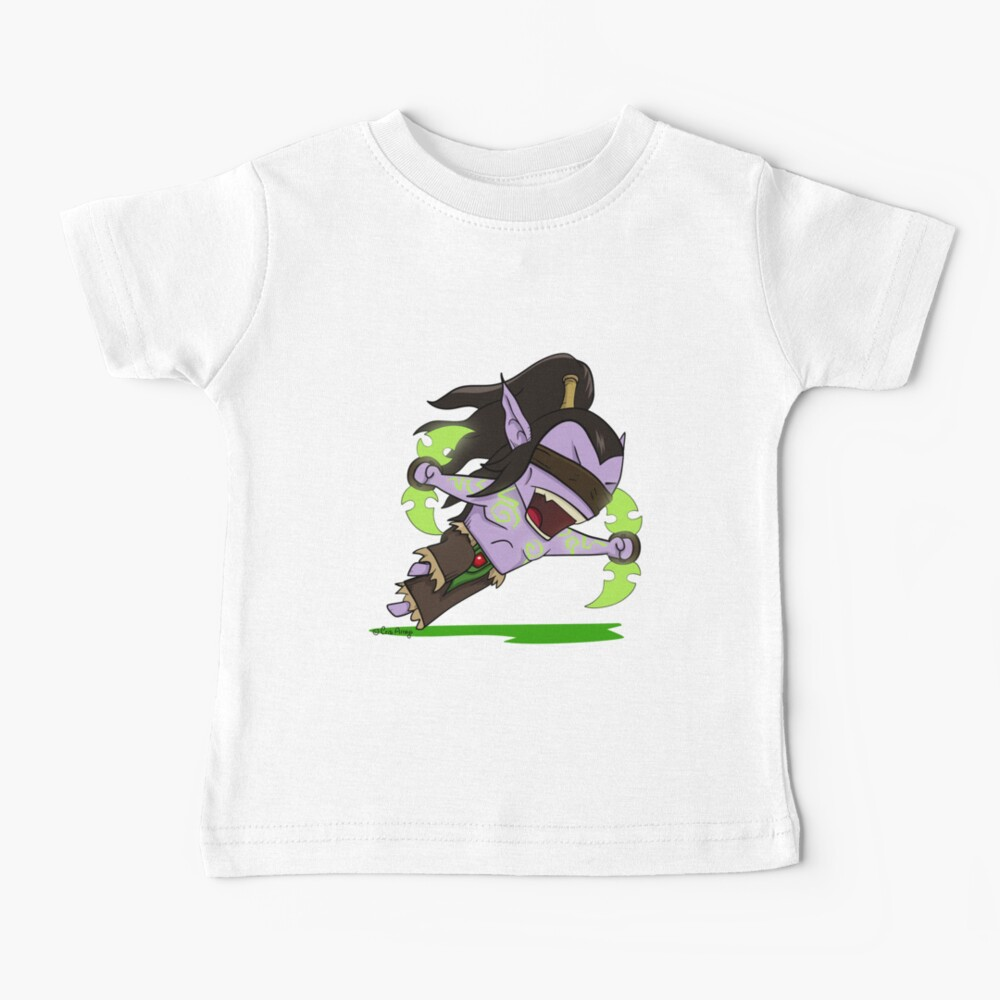 lllidan Stormrage Baby T-Shirt