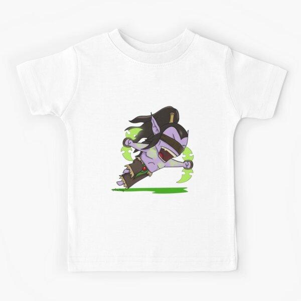 lllidan Tempestira Camiseta para niños