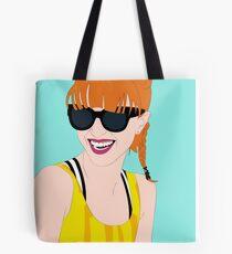 Hayley Williams Tote Bag