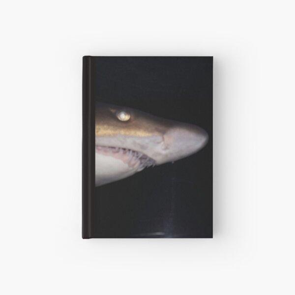 Sharky face Hardcover Journal
