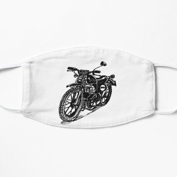 Yamaha XT Mascarilla plana