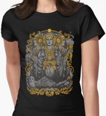 Iberian Hecate Gray Women's Fitted T-Shirt