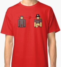Ninjas and Pirates Classic T-Shirt