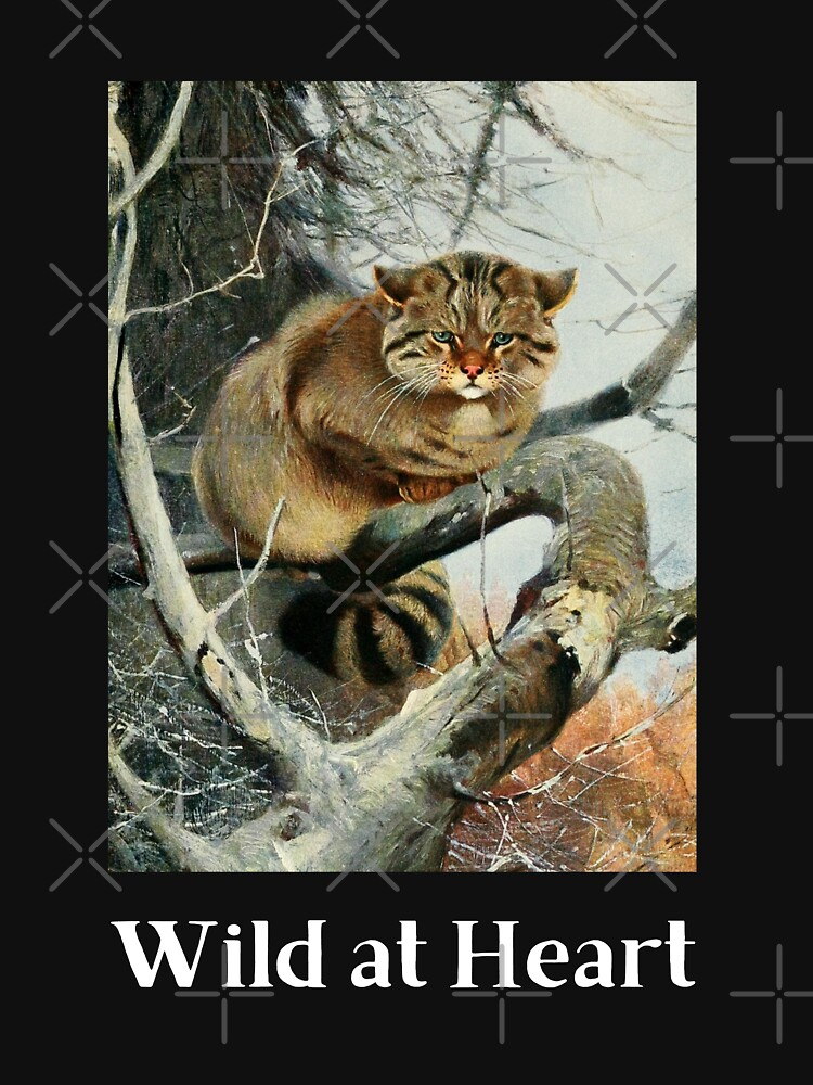Wild at Heart by ArtMystSoul