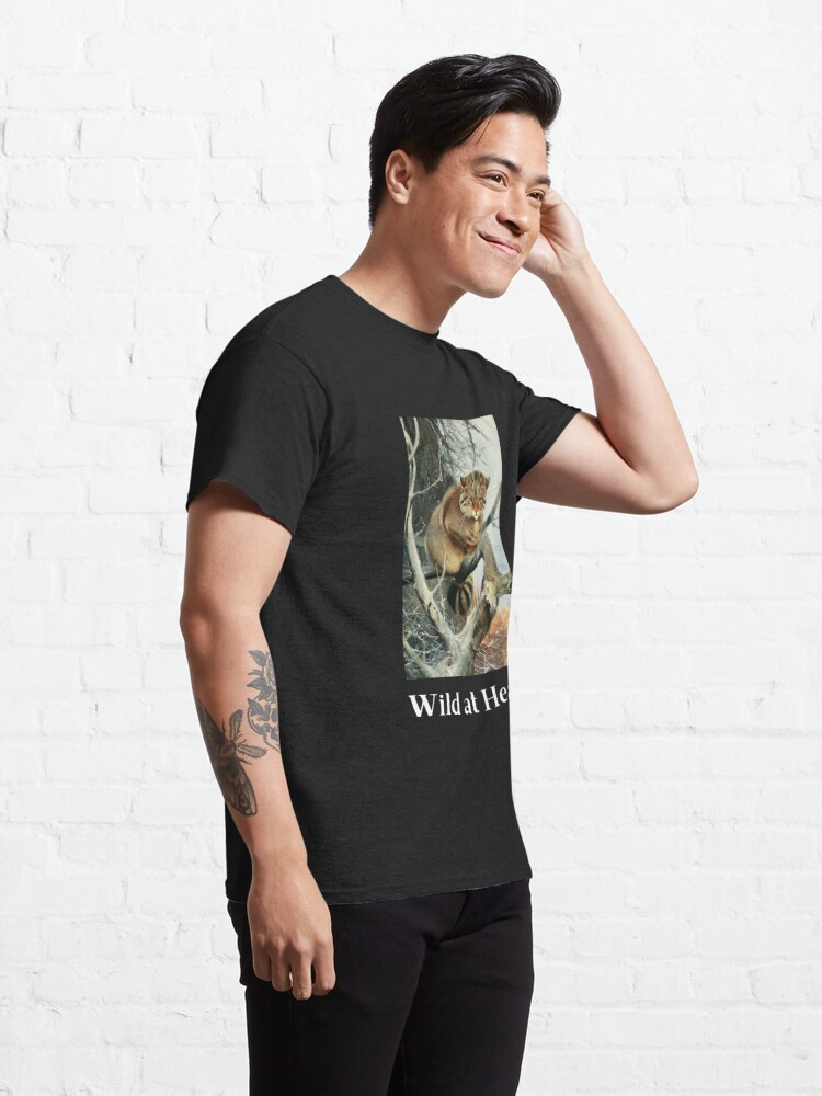 Alternate view of Wild at Heart Classic T-Shirt