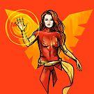 Phoenix by jjlockhART