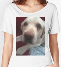 Grady the lab Women's Relaxed Fit T-Shirt