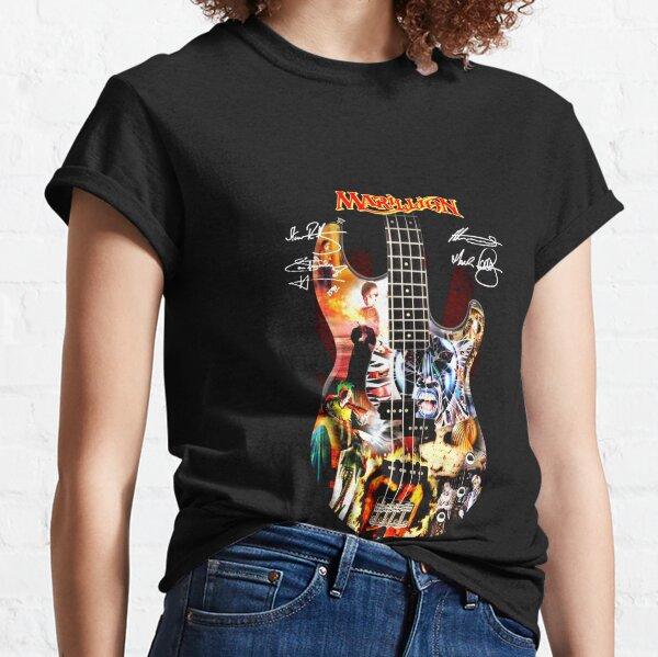 Marillion - Signature  Classic T-Shirt