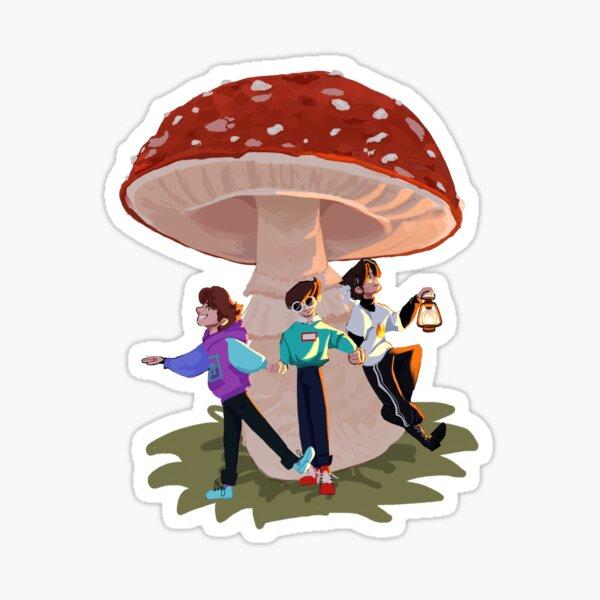Kinoko kingdom sticker Sticker