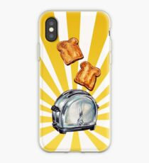 Toast and Toaster iPhone Case