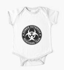 Zombie Outbreak Response Team Logo Kids Clothes