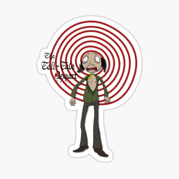 The Tell-Tale Heart, Ed Vertigo 02 Sticker