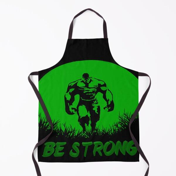 The Hulk Apron