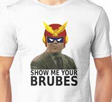 Steve Brule Captain Falcon Unisex T-Shirt