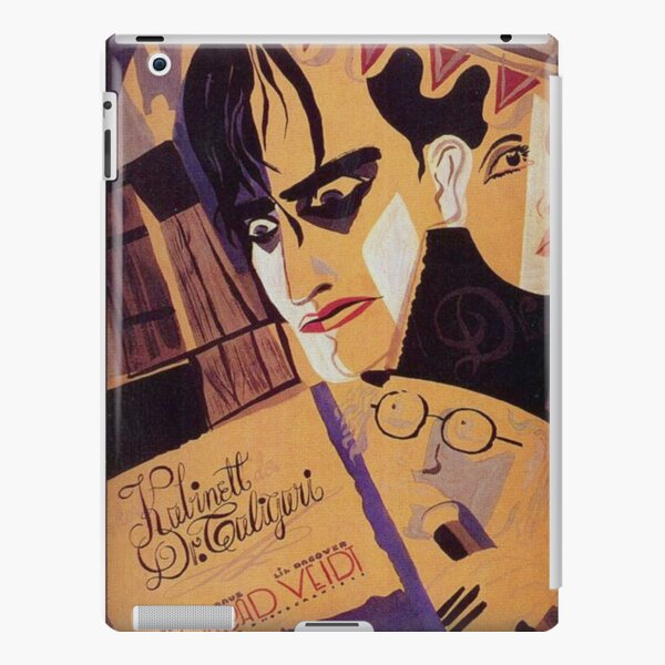 Caligari Poster 1 iPad Snap Case
