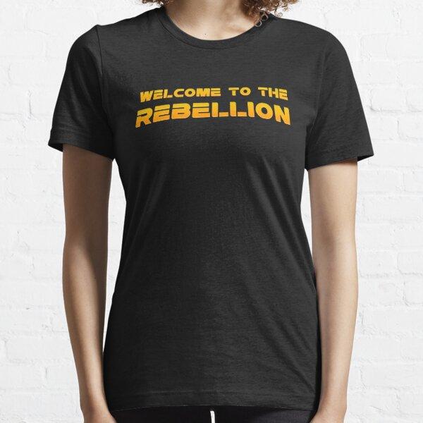 Gina Carano - Bienvenue dans la rébellion T-shirt essentiel