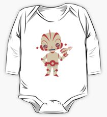 Space Robot  One Piece - Long Sleeve
