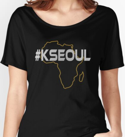 #KSEOUL Third Culture Series Relaxed Fit T-Shirt