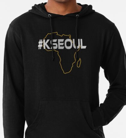 #KSEOUL Third Culture Series Lightweight Hoodie