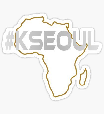 #KSEOUL Third Culture Series Sticker