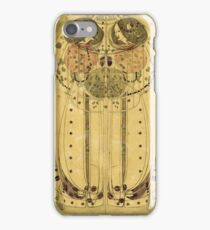 Vintage famous art - Charles Rennie Mackintosh  - The Wassail iPhone Case/Skin