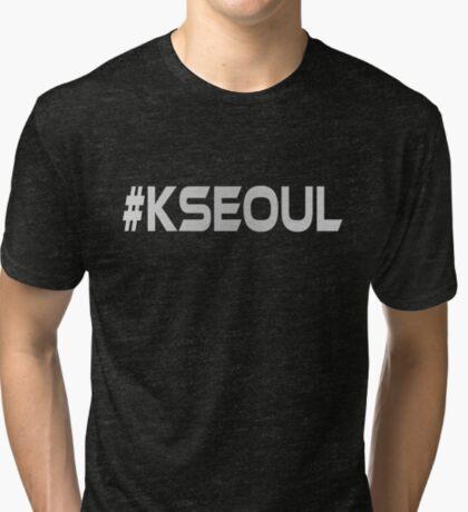 #KSEOUL Third Culture Series Tri-blend T-Shirt