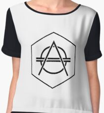 Don Diablo Women's Chiffon Top