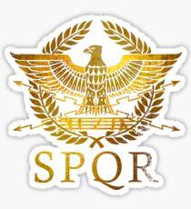 SPQR Rome  Sticker