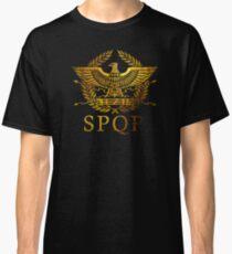 SPQR Rome  Classic T-Shirt