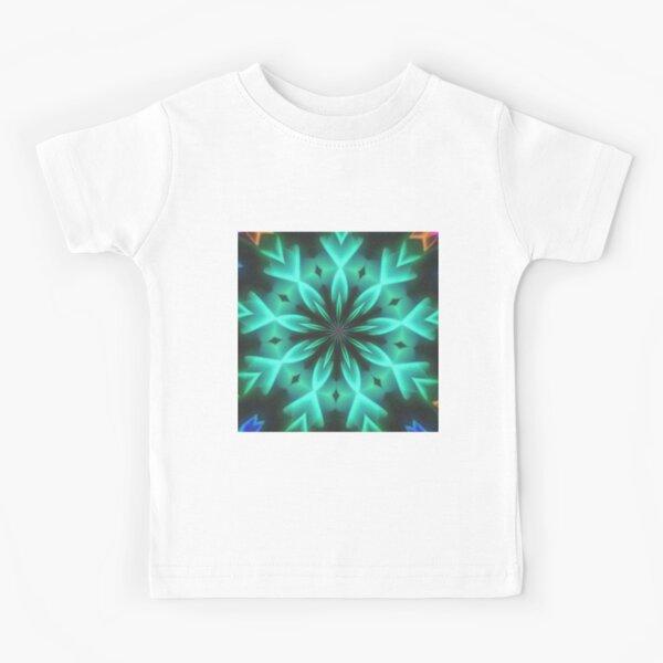 A kaleidoscope of an old screensaver! Kids T-Shirt