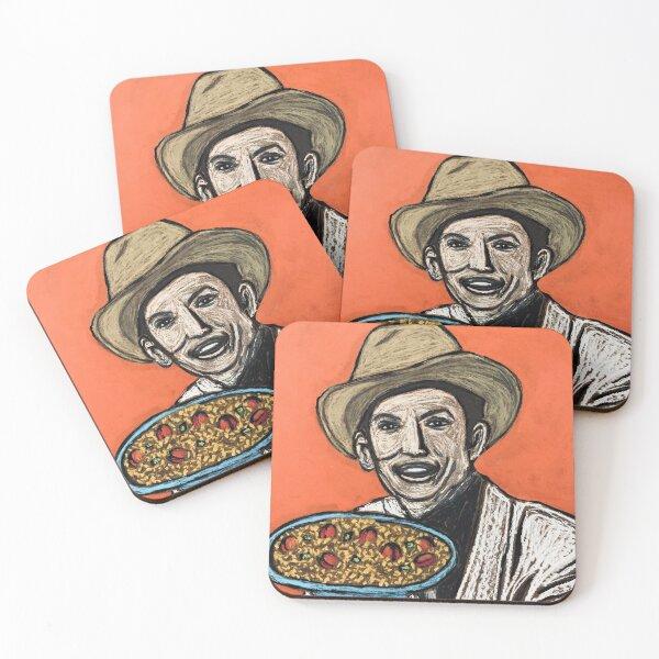 Jambalaya Coasters (Set of 4)