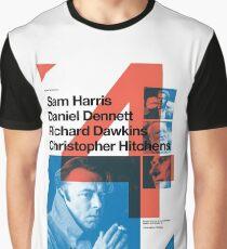 The Four Horsemen Graphic T-Shirt