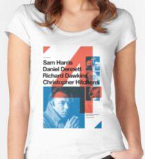 The Four Horsemen Women's Fitted Scoop T-Shirt