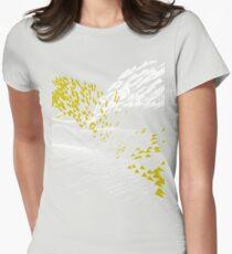 Golden Birds (white) T-Shirt