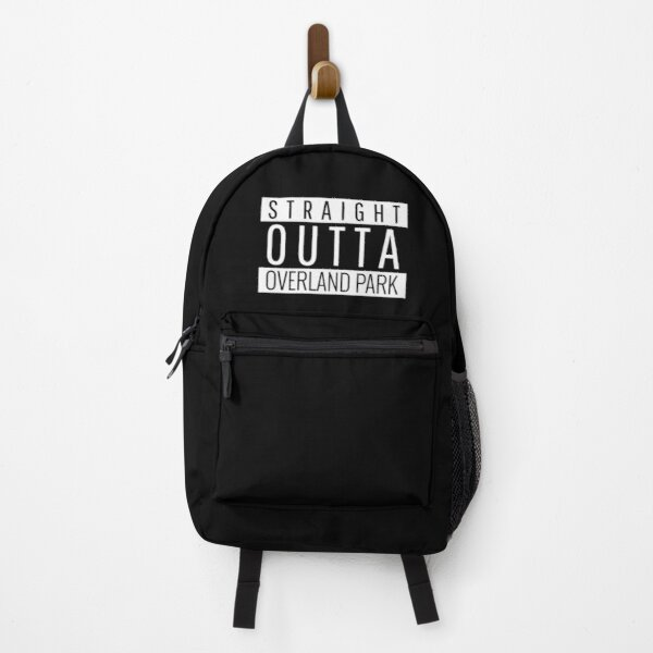 Straight Outta Overland Park  Backpack