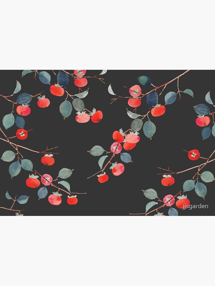 Persimmon Harvest by jjsgarden