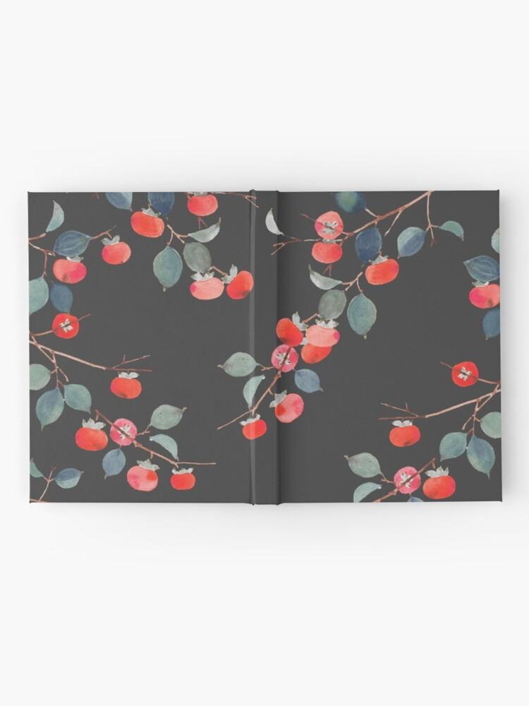 Alternate view of Persimmon Harvest Hardcover Journal
