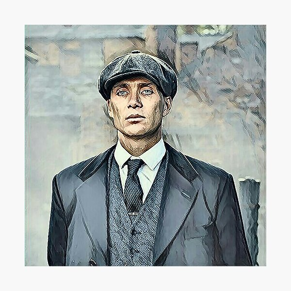 Acteur Peaky Blinders Impression photo