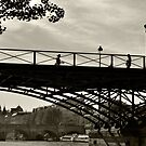 Le Pont des Arts by Eric Flamant